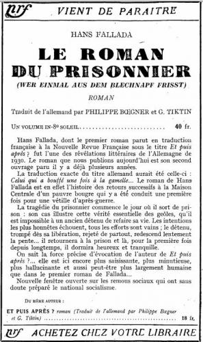 HF_roman prisonnier NRF 310 juillet 1939.jpg
